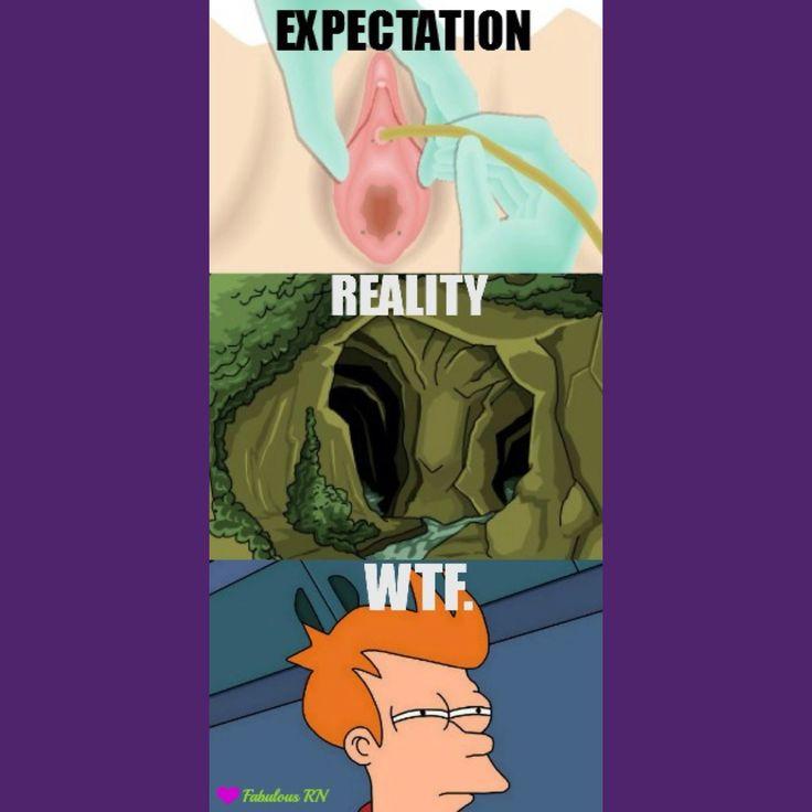 Nurse humor. Nursing meme. Fry Futurama meme. Foley catheter.
