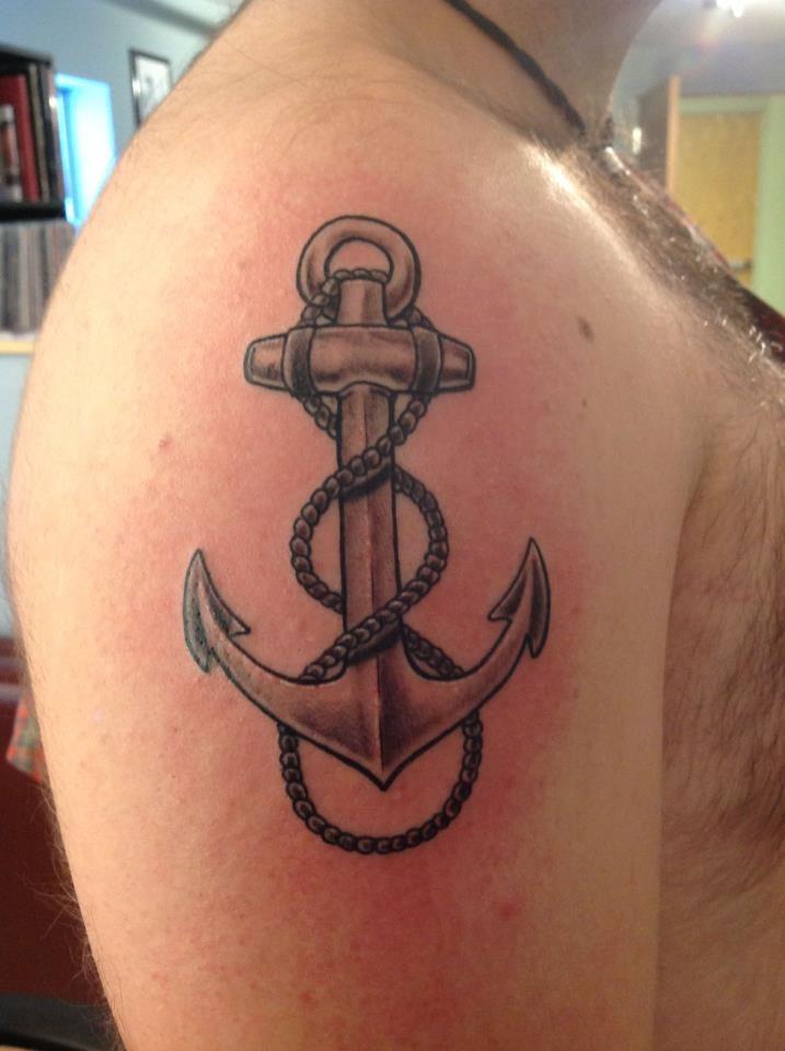 Art by J. Hawley, Tattoo done by Ram Lee of Traverse City, Mi