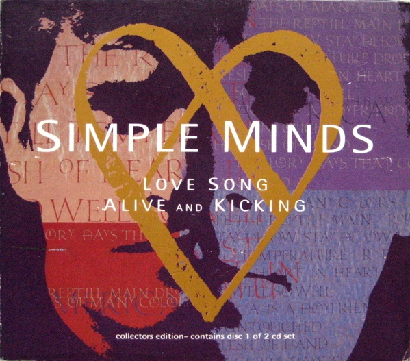 Images for Simple Minds - Love Song / Alive And Kicking