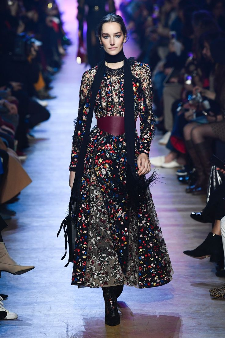 Elie Saab Autumn/Winter 2018 Ready-To-Wear Collection