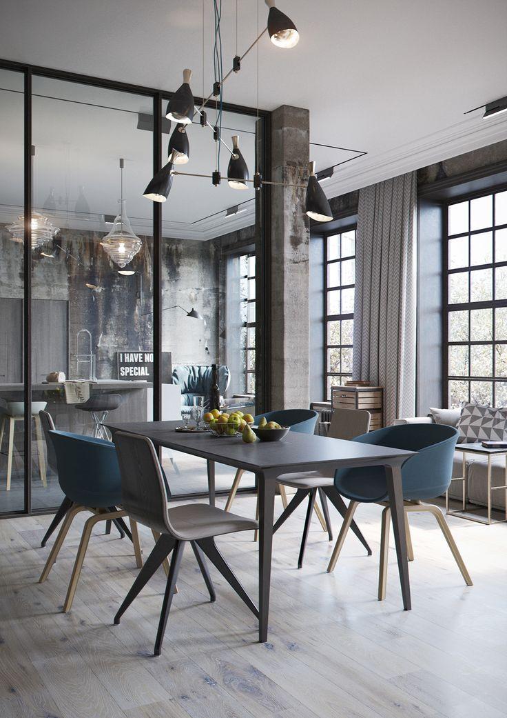 Loft Design | Interiors