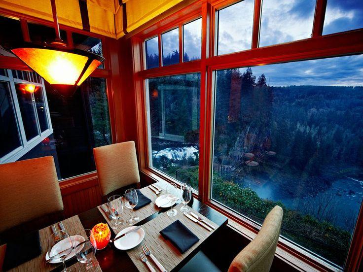 Restaurants Near Salish Lodge