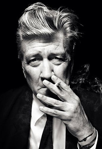 """I don't think that people accept the fact that life doesn't make sense. I think it makes people terribly uncomfortable."" - David Lynch"