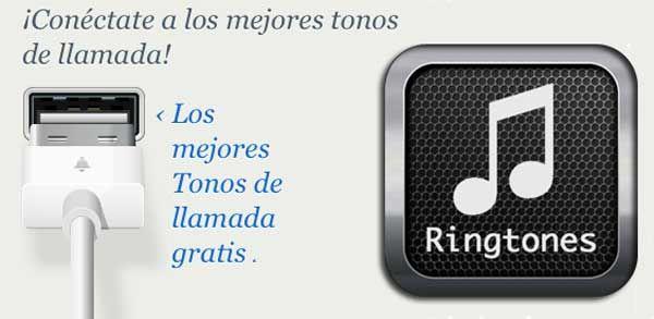 Ringtones gratis para descargar o crear (iPhone o Android)