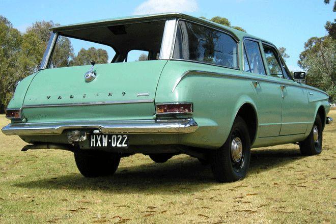 Chrysler Valiant AP5 Safari Station Wagon