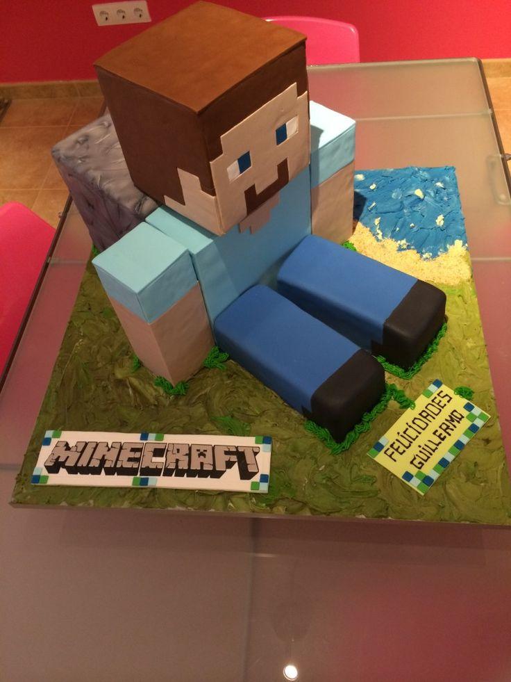 Formas De Pastel De Minecraft Buscar Con Google Comida