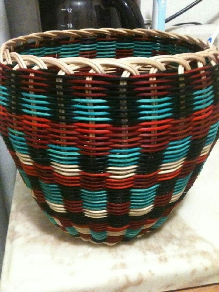 Indian Basket Weaving Kits : Images about cherokee baskets on