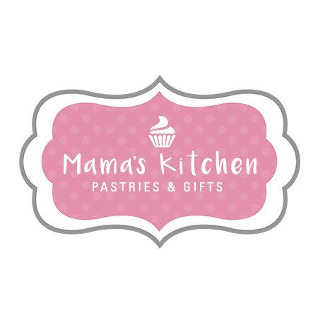 Premade Bakery Cake Shop Logo High Res and watermark by Eggit
