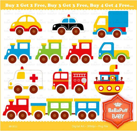 Buy 2 Get 2 Free  Toy Cars  Personal and Small by babapuffbaby, $5.00