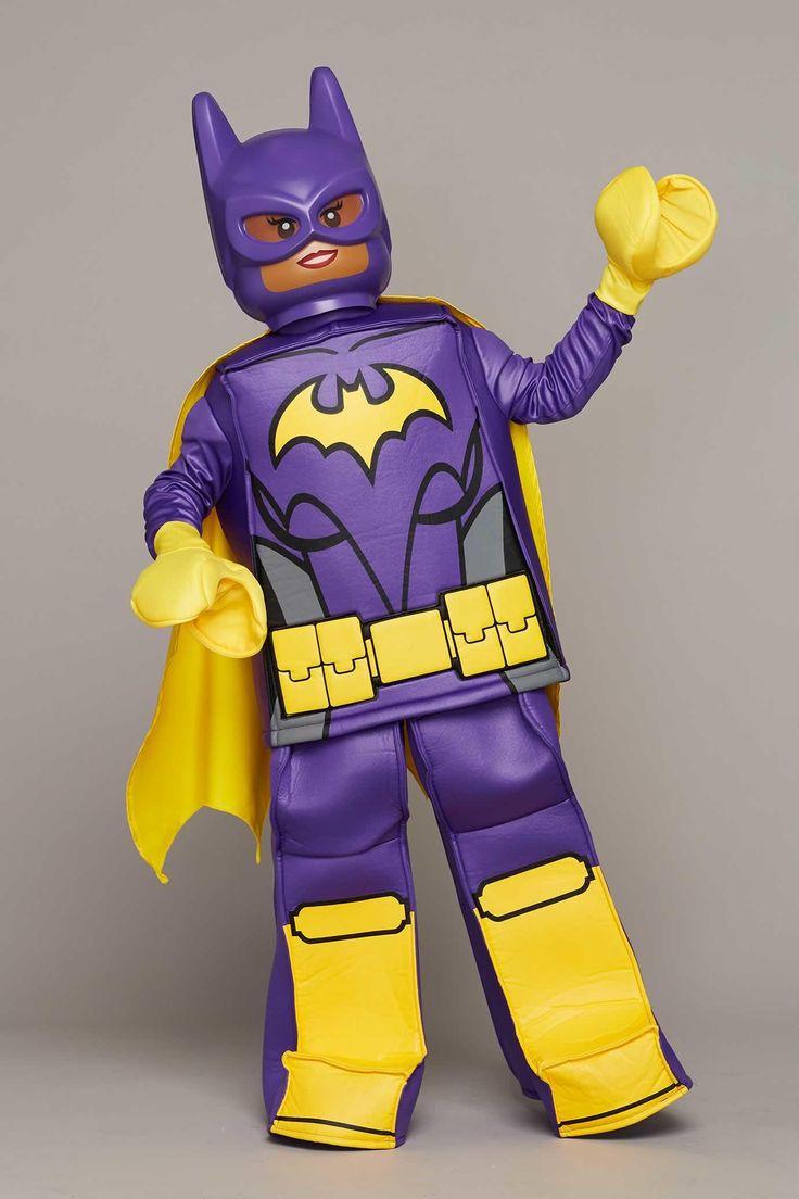 LEGO® Batgirl Costume $79.00 | Chasing Fireflies Halloween 2017