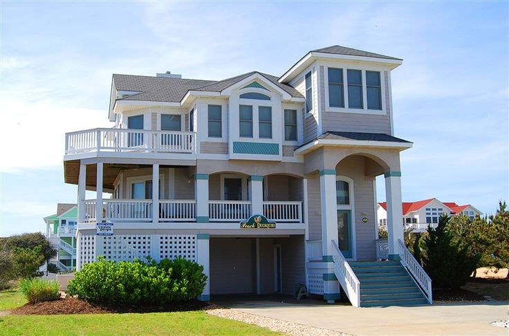 86 best obx images on pinterest outer banks vacation for Beach house plans outer banks