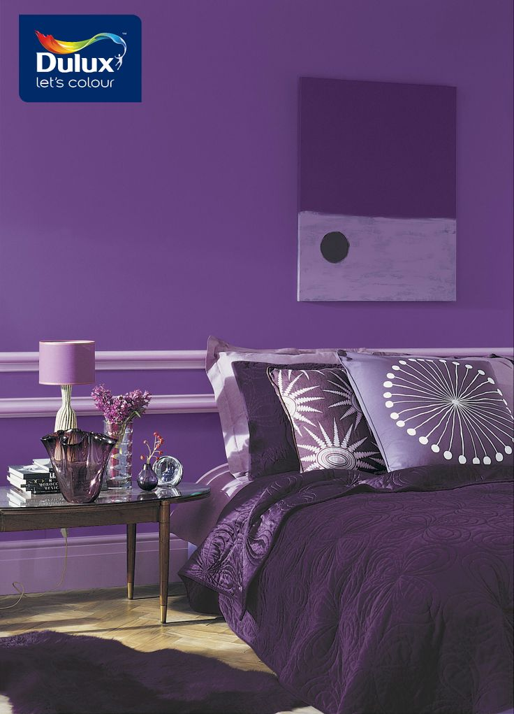 14 Best Purple Amp Violets Images On Pinterest Purple Rooms Bedroom And Pansies