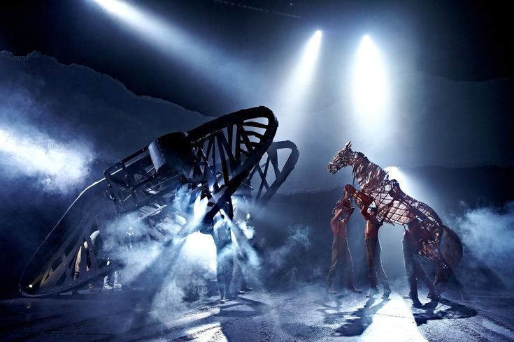 THE PUPPET'S WORK IS TO DIE: THOUGHTS ON WAR HORSE