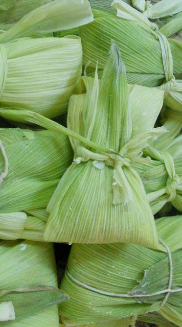 Cocina chilena barato y rico: HUMITAS