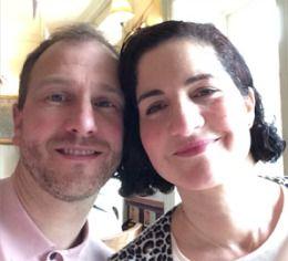 Matt and Laura Etkin-Budge of Kitschiku - Printeriors 2016 Speakers.