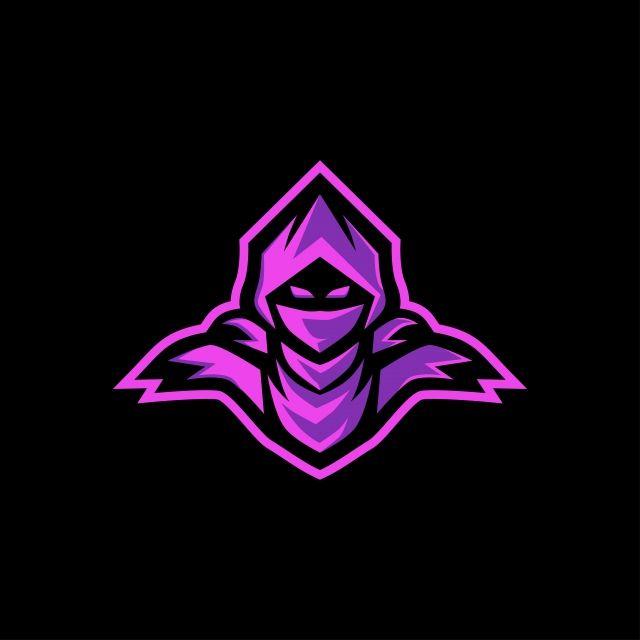 Phantom Esports Logo Design For Mascot Or Twitch Illustration