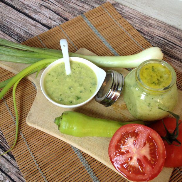 Pasta de ají verde / Green chilli paste