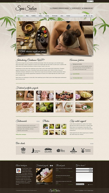 Website Template 25 Best Cool Website Templates Images On Pinterest  Website
