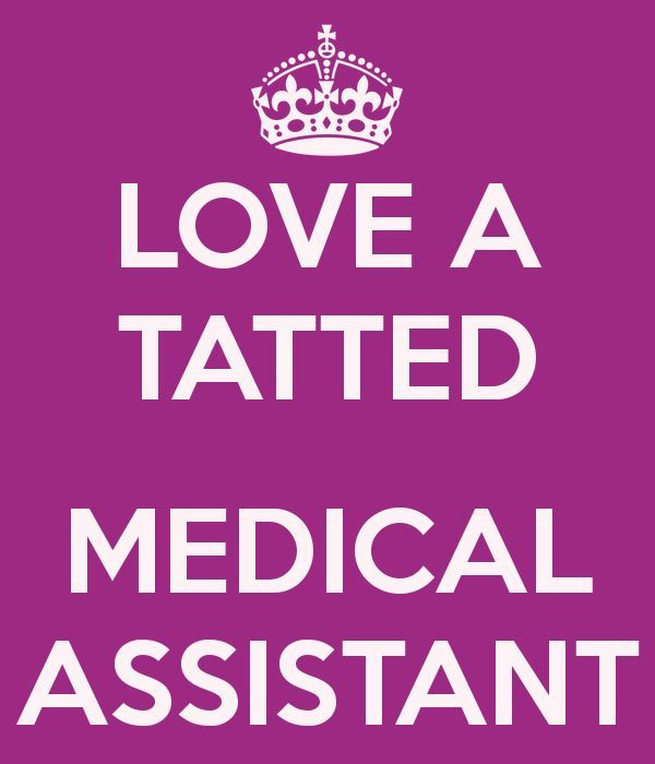 Love a tatted MA. :)