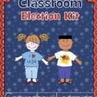 2012 Presidential Classroom Election packet is a complete unit which includes a Teacher's Guide, 2012 Presidential election activities, ballots, nomination forms, word wall, writing practice activities, and much more!  Includes materials for both the 2012 Presidential election AND Classroom Election.  Free updates will be provided each year!