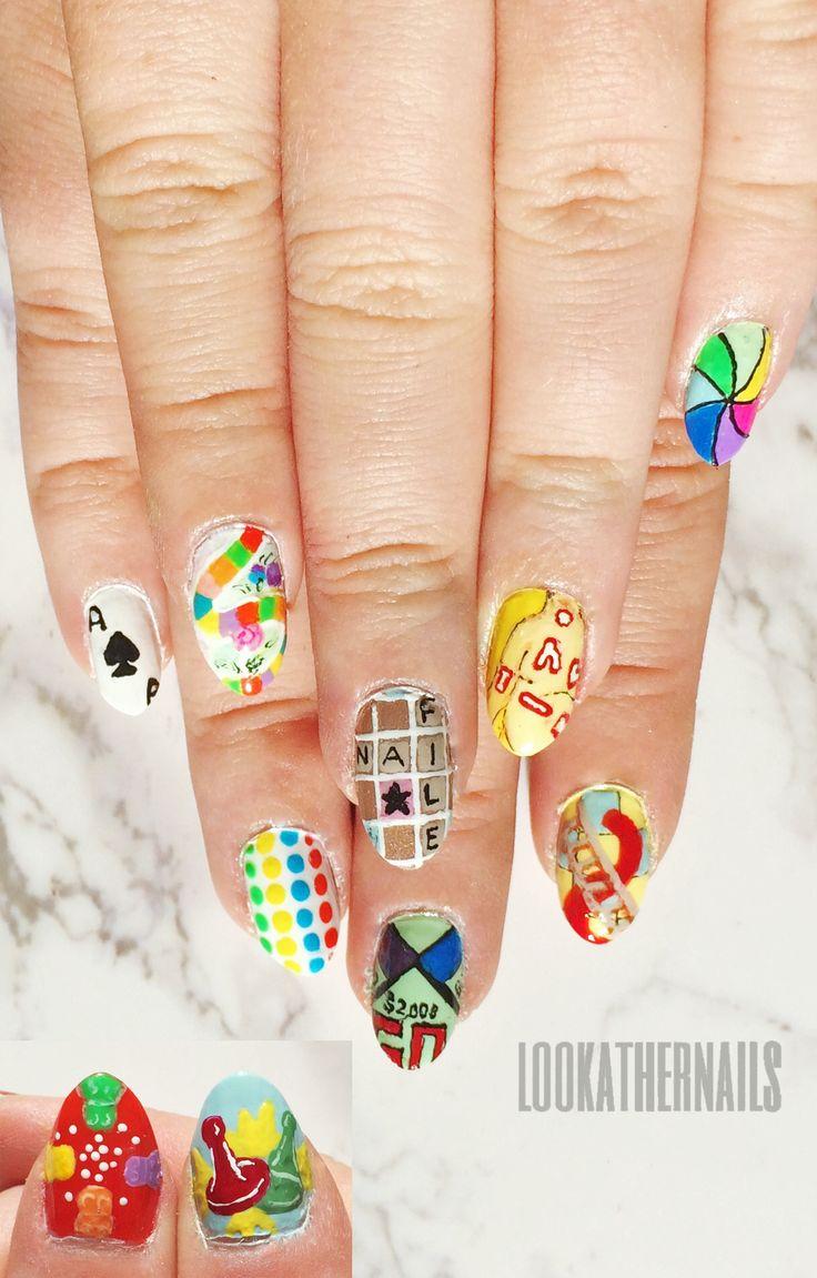 54 besten Nail Art [best of tumblr] Bilder auf Pinterest ...