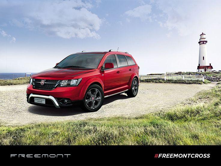 Ty wybierasz wakacyjny kierunek – #Fiat #Freemont bezpiecznie i komfortowo dowiezie Cię do celu! #lato #wakacje