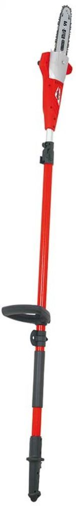 Grizzly 710 Watt Electric Long Reach Pole Chain Saw Model EKS710T Safety trigger