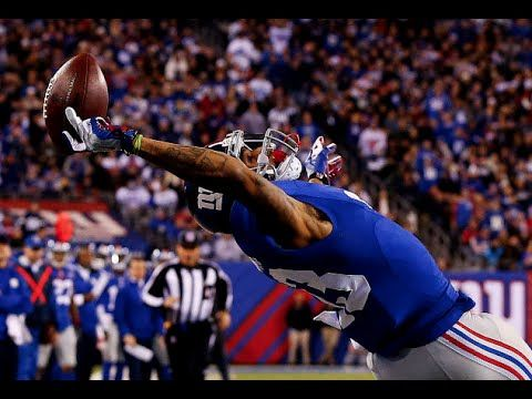 Odell Beckham Jr. - Rookie of the Year - YouTube