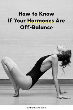 How to regulate your hormones