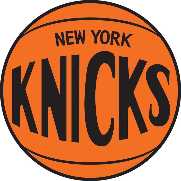 New York Knicks Alternate Logo 1969-1976
