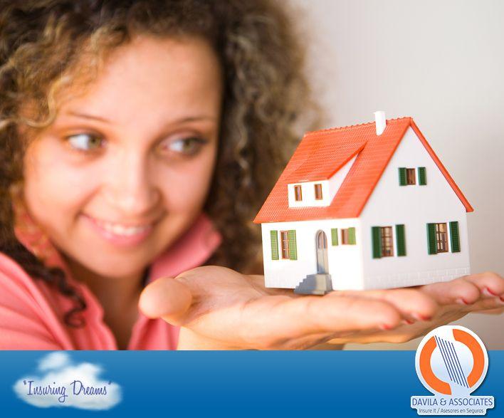 Te has esforzado por tener un patrimonio y hacer de tu hogar el lugar ideal. Por ello, es importante que la protejas ante cualquier eventualidad. #Seguro #Casa #Habitacion #Protege #Asegura #Patrimonio #Bienes #SegurosDavila