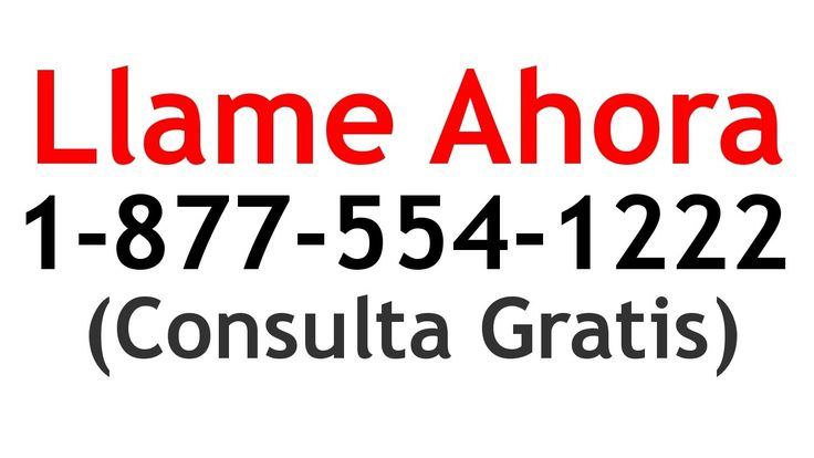 Abogados Para Accidentes - Consulta Gratis 1-877-554-1222  Si te lastimaste en un accidente de llámanos ahora mismo al 1-877-544-1222. http://ift.tt/1ZNejWt  https://www.youtube.com/user/TheAbogadoaccidentes  Si tú o alguien de tu familia ha sufrido un accidente de auto en los últimos 30 días tu mejor defensa es contactar a un abogado de hoy mismo. No dejes pasar un día más si te pasas del tiempo requerido por la ley podrías perder tu caso.  Después de un accidente las personas lastimadas…