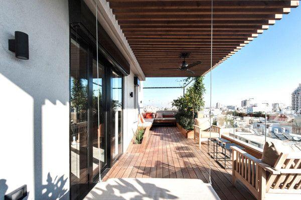 Duplex Penthouse by Toledano + architects