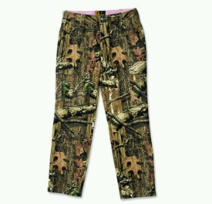 I really wish I could have these. Camouflage pants!