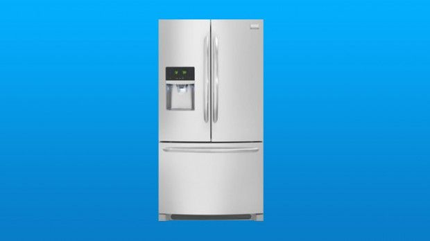 Keep It Cool Contest | Steven and Chris | Refresh your refrigerator by entering to win this Frigidaire Gallery French Door Bottom Mount fridge!