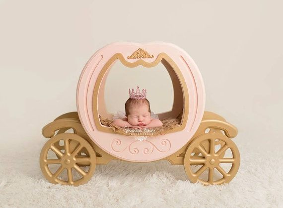 The Original  Princess Carriage Prop Carriage by www.MrAndMrsAndCo.com, $260.00