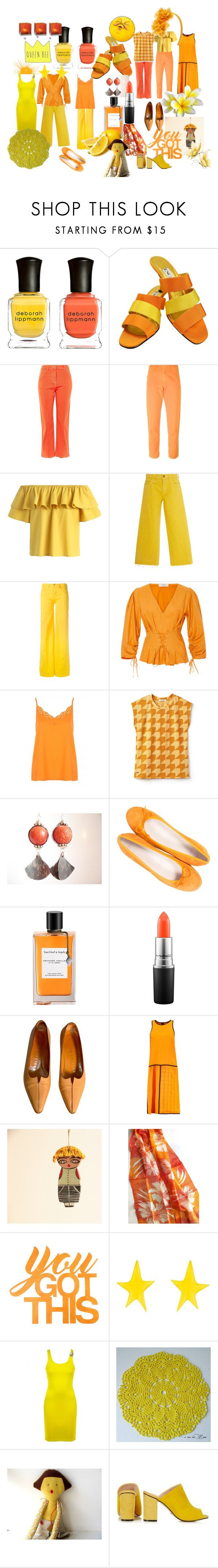 """""""Summer 2017"""" by talma-vardi ❤ liked on Polyvore featuring Deborah Lippmann, ESCADA, Topshop, Polo Ralph Lauren, Chicwish, Love Moschino, Sea, New York, Lacoste, Paolo Shoes and John Lewis"""