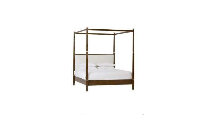 Helen Green, Beau Four-Poster Bed, Buy online at LuxDeco