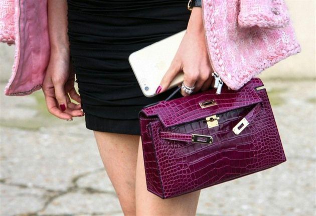 Fashion trends fall - winter 2015/2016: the best handbags
