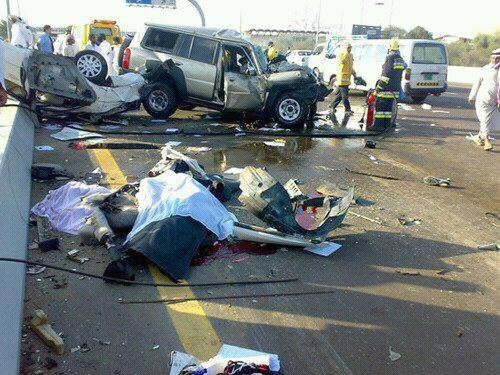 F Car Accident