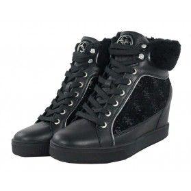 Sneakers con zeppa interna Guess Donna #sneakers #zeppainterna #donna #Guess