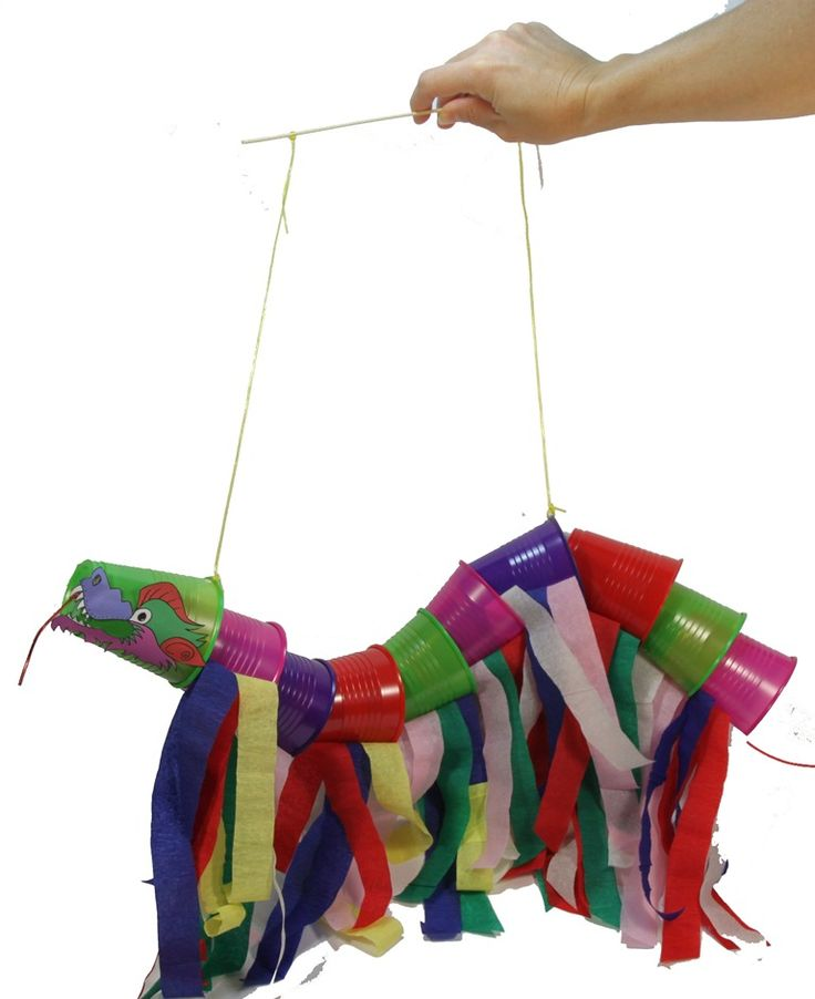 What a fun kid crafty Chinese dragon, perfect for today's Chinese New Year!