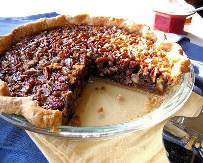 Maple Bourbon Pecan Pie | The Bojon Gourmet