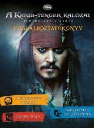 Ha kedveled Jack Sparrow kapitányt és a Karib-tenger kalózai című filmeket, ezt a kiadványt imádni fogod! A forgatásról árulunk el titkokat, kikapcsolódásképp rejtvényeket is találsz,sőt, egy, a filmhez kapcsolódó különleges szerepjátékot is!