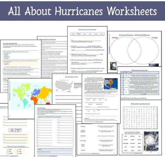 a study on hurricanes Meteorologists are scientists who study the troposphere, the lower part of the atmosphere where all hurricanes and other weather takes place hurricanes are low-pressure weather systems that.