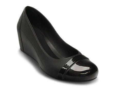 Women's Cap Toe Wedge| Women's Wedges| Crocs Official
