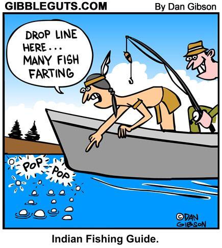 STUPID FISHING CARTOON PICS   fishing cartoon