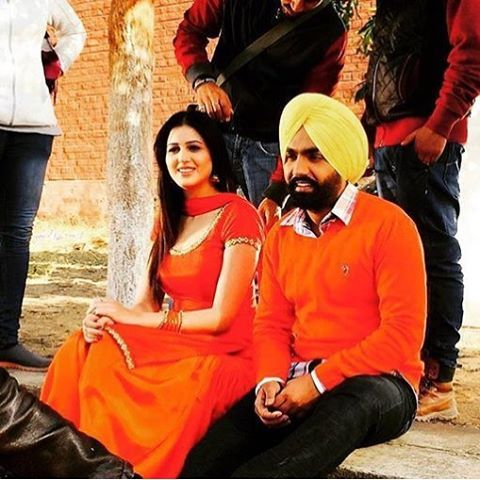 Shooting of Movie ARDAAS of Ammy Virk