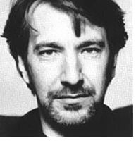 Alan Rickman, I don't care how old you are....I seriously, seriously love you.  Your voice = buttah.