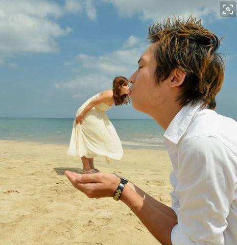 hilarious bride and groom wedding photo ideas